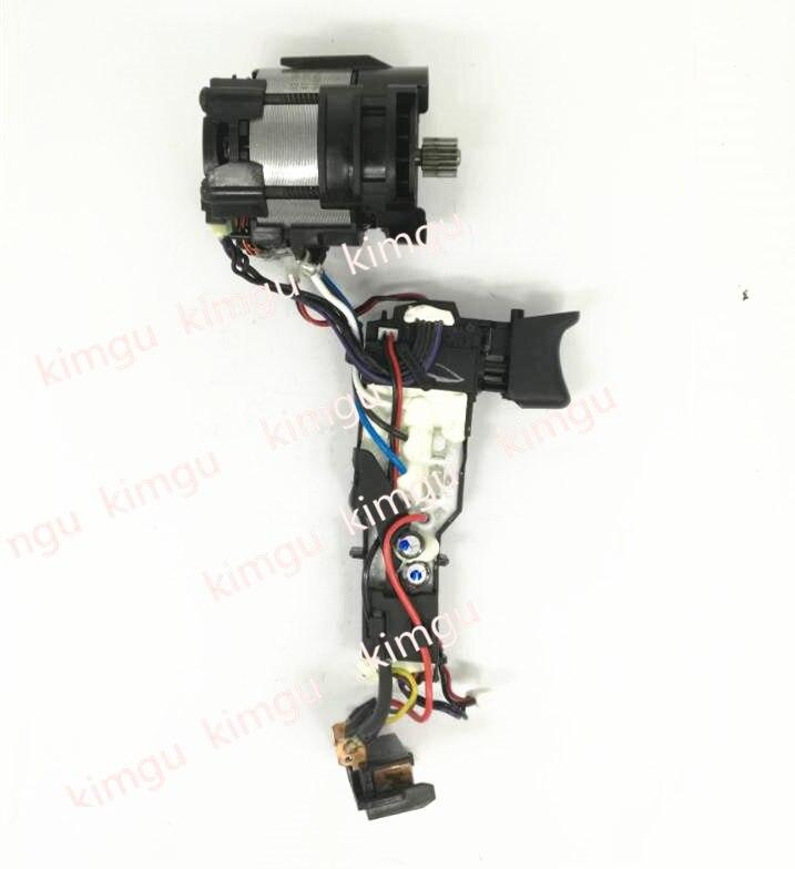 DC 18V 20V Original Motor and Switch For Dewalt DCD991 DCD996 N481825