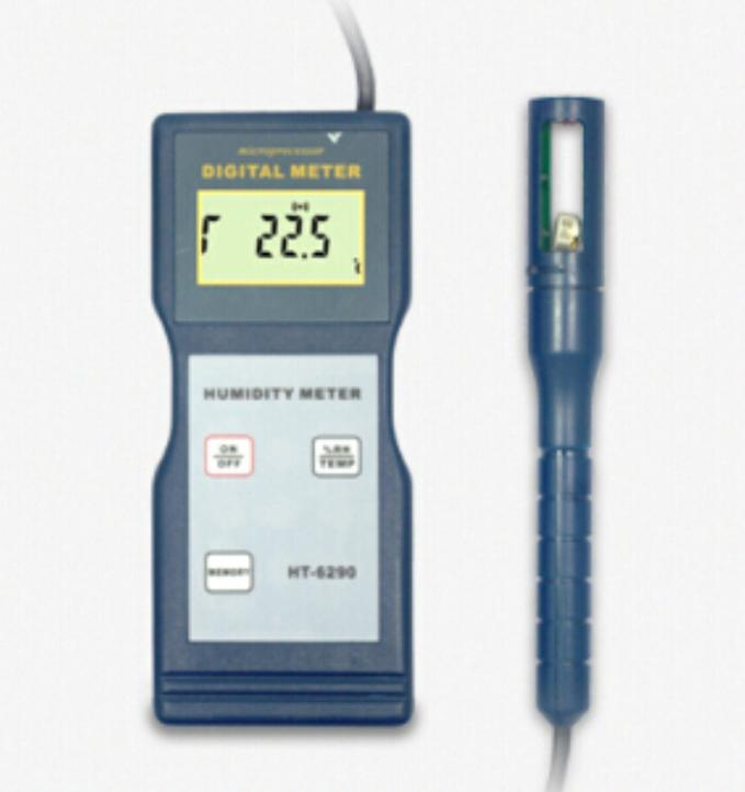 Digital Humidity Meter HT-6290 Humidity and Temperature Meter Tester HT6290 ht 6830 digital temperature gauge prices with digital humidity meter thermometer temp temperature tester