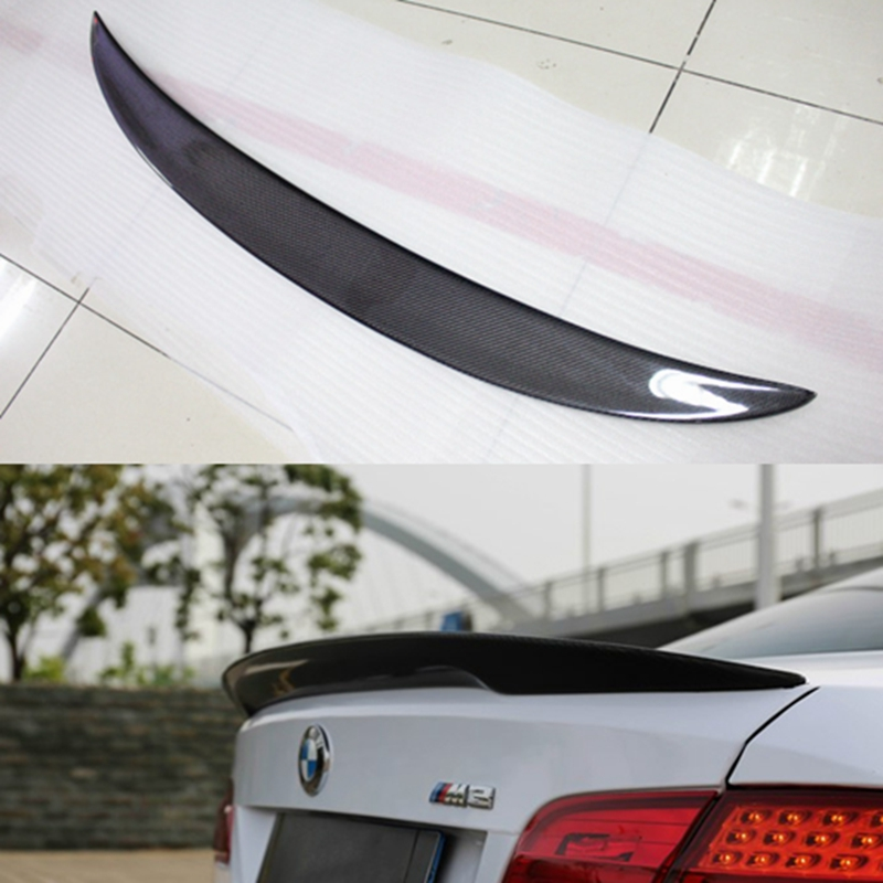 P Style For BMW E92 Spoiler 3 Series 2 Door E92 M3 & E92 Coupe Carbon Spoiler Performance Style 2005 - 2012P Style For BMW E92 Spoiler 3 Series 2 Door E92 M3 & E92 Coupe Carbon Spoiler Performance Style 2005 - 2012