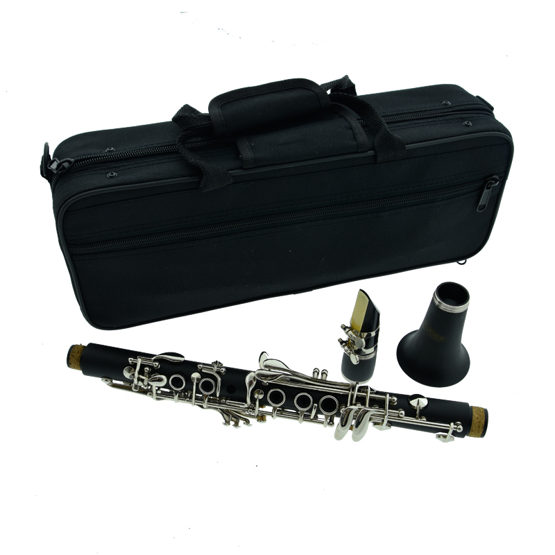 Eb cut small clarinet black tube drop E clarinet small