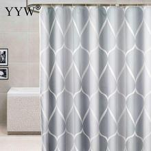 The Gray Shower Curtains Pattern Peva Bathroom Curtain Environmental Toilet Door Waterproof And Mould Thickening