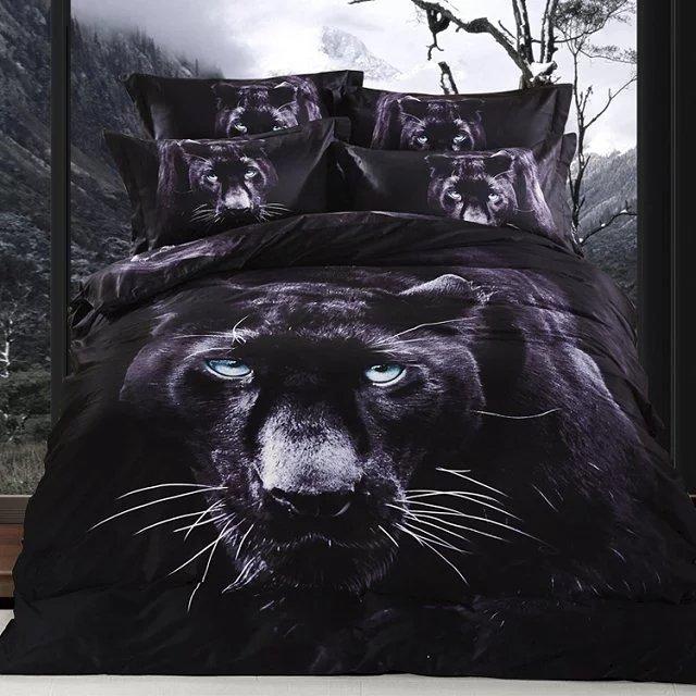 Online Get Cheap Black Panther Bedding Aliexpress Com