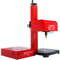 Portable Pneumatic Marking Machine For VIN Code Pneumatic one marking machine  220V 200W 170*110mm JMB-170