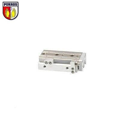 цена на MXQ 16 Pneumatic Sliding Cylinder, Bore: 16mm, Stroke: 10/20/30/40/50/75/100mm