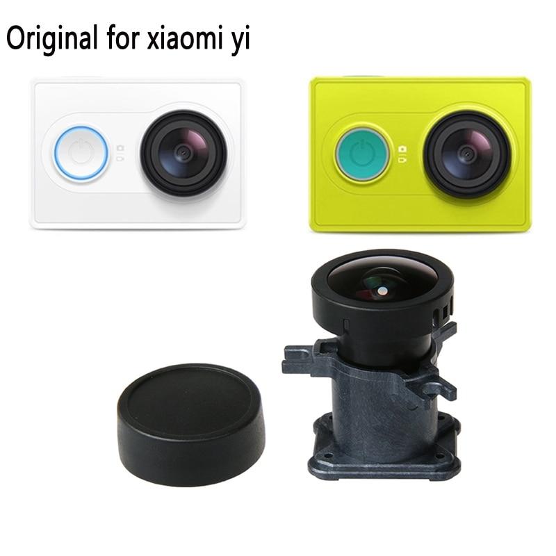 Xiaomi Yi Accessories Xiaoyi Replacement Kit Camera Lens Selfi 150 Degree Ultra Wide Angle Lens For Xiaomi Yi Action Camera