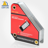 LISHUAI Single Switch Square Welding Magnet NdFeB On Off Magnetic Welding Holder WM1 Series