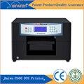 Высокое Качество Автоматического Dtg Печатная Машина Цифровой Майка Принтер с Бесплатно Rip Программного Обеспечения