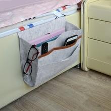 Детская сумка кровать прикроватные Caddy карманы контейнер для хранения мумия мешок подвесной держатель с Mulit-карманы постельные принадлежности стол хранения для кровати