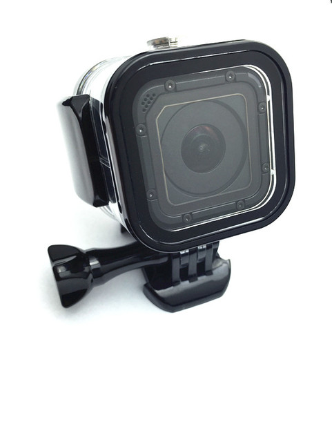 MsLMeilyadigital For Gopro Accessories Mount 45M Waterproof Underwater Diving Case Housing