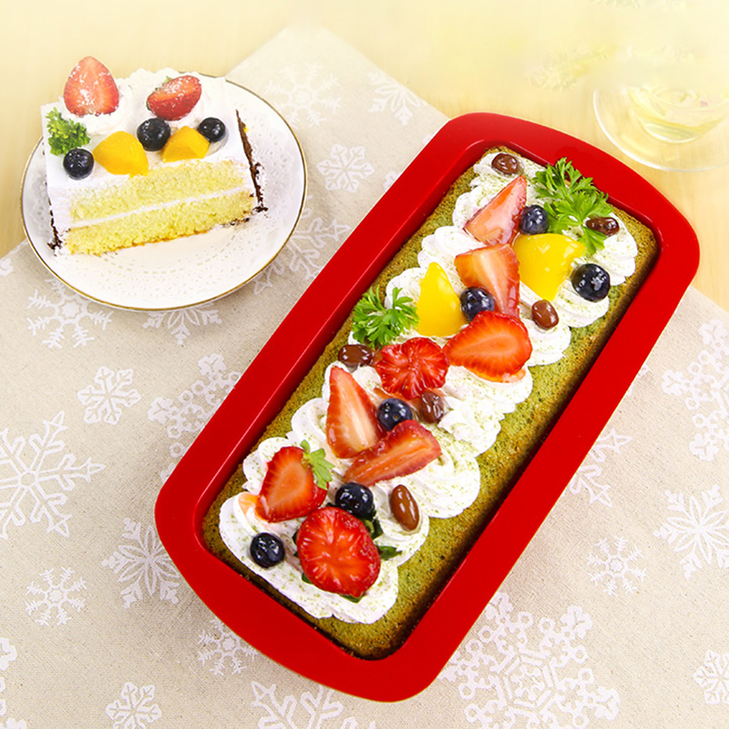 Non Stick Cake Pastry Loaf Mold Pan Cake Baking Mould