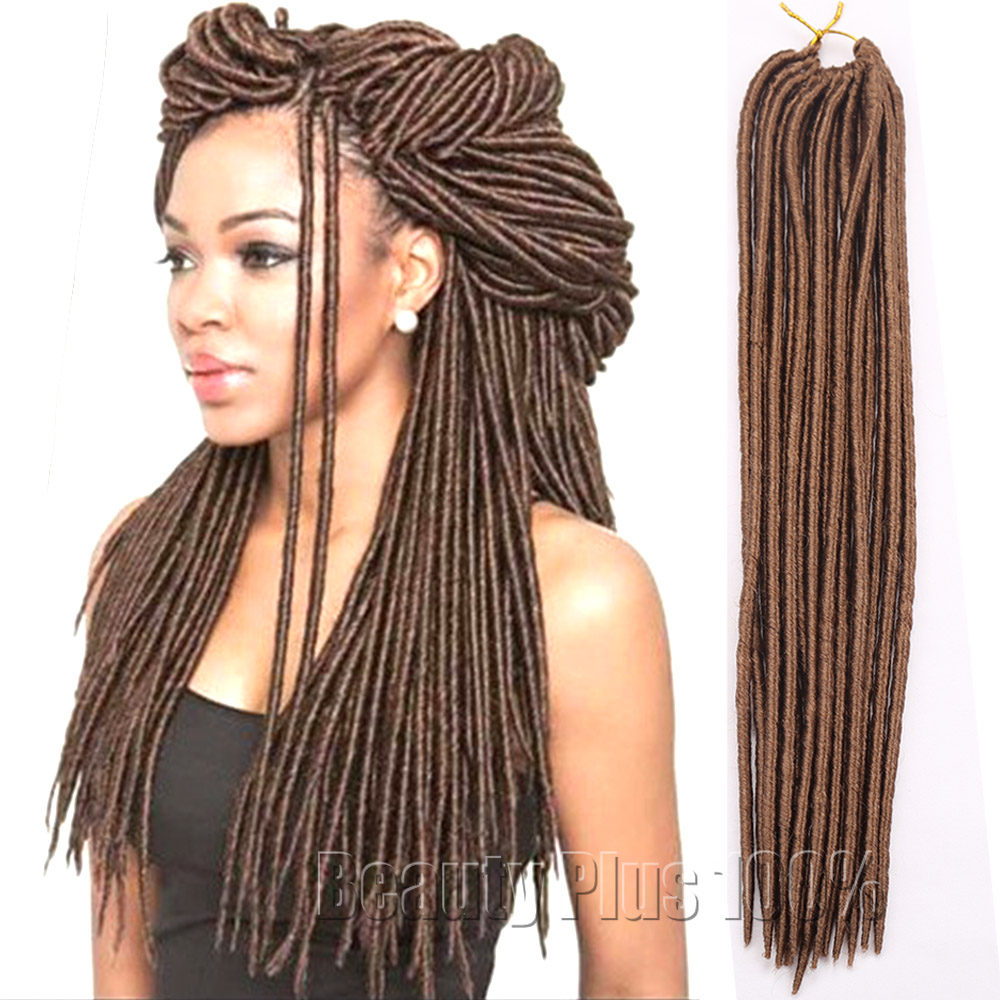 Aliexpress Com Buy Faux Locks Dread Lock Dread Crochet