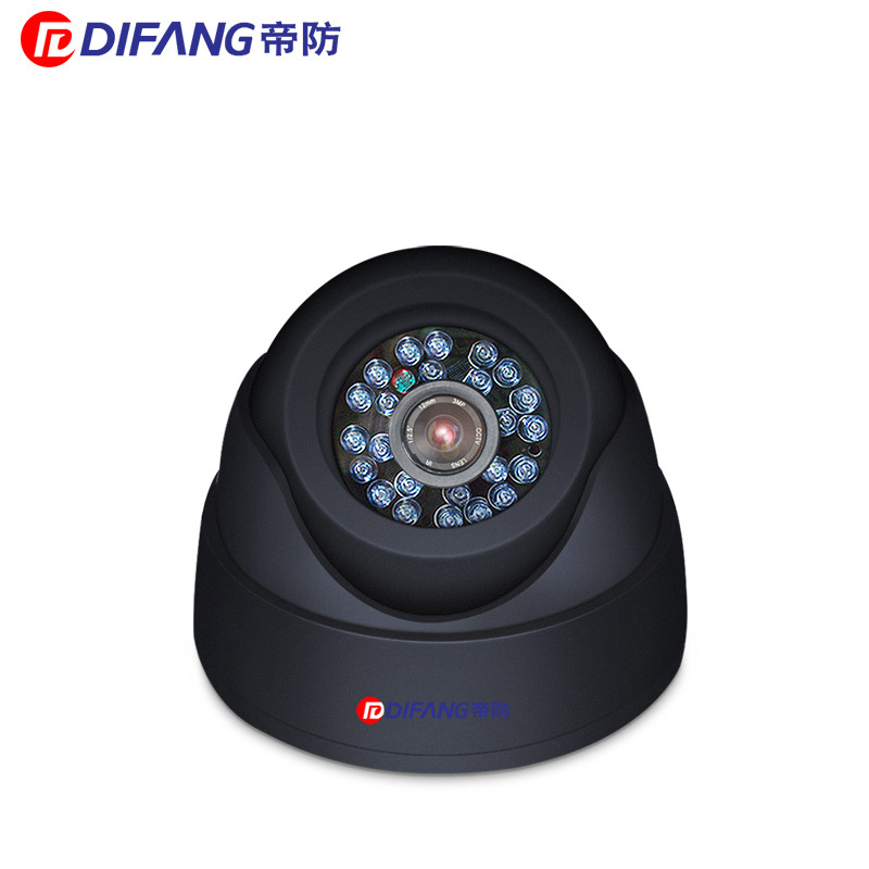DIFANG 2018 Baby Monitor Dome IP Camera 24 LED IR Indoor Security Camera ONVIF Night Vision IP CCTV Cam System 4pcs lot 960p indoor night version ir dome camera 4 in1 camera 3 6mm lens p2p onvif abs plastic housing