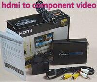 Effelon Мини RCA AV для HDMI Конвертер Адаптер Композитный аудио видео