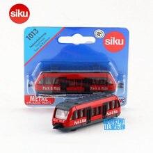 SIKU Tedesco Educativo/Diecast In Metallo giocattolo Modello auto/La simulazione: Città Locale Treno/per bambini regalo o collezione/Piccolo