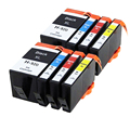 8 ink cartridge with chip compatible HP 920 XL 920XL for printer officejet 6000 6500 7000 7500 E790