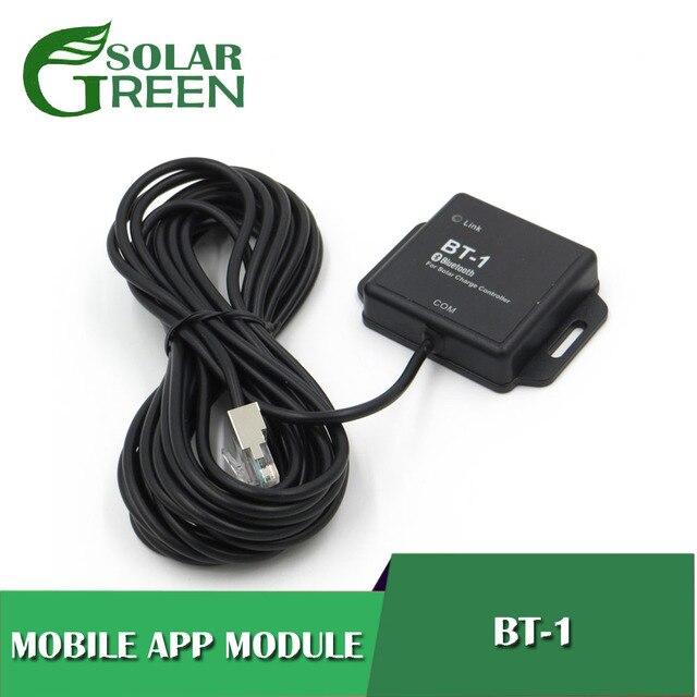 BT 1 SRNE MPPT ソーラー充電器ソーラー充電コントローラ用の bluetooth ML2420 ML2430 ML2440 ML4860