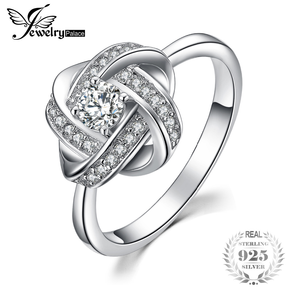 Jewelrypalace Windmill Intertwined 0 6ct Cubic Zirconia