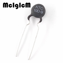 Mcigicm 50 шт. Термистор резистор NTC 10d-9 Термальность резистор