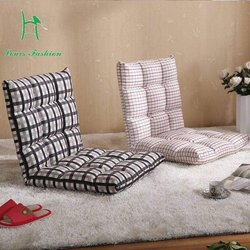 MUJI Creative Tatami Lounger Single Folding Sofa Goods Bed Bag Mail In Living Room Chairs From Furniture On Aliexpress