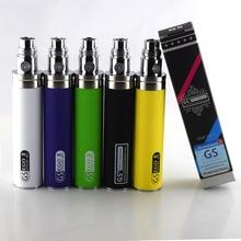Original GS eGo II 2200mah battery Ego e cigarette battery fit M14 Ce4 ce5 atomizer ego 510 thread electronic cigarette battery