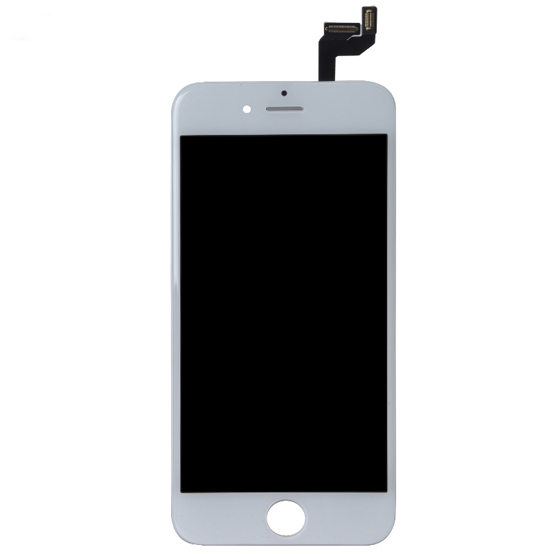 100 Guarantee Test For iphone 6S LCD Display Touch Screen With Digitizer replacement White color free
