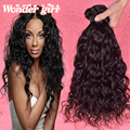 Brazilian Virgin Hair Natural Wave 3pcs Wet And Wavy Virgin Brazilian Hair Weave Bundles Brazilian Natural Human Hair Extensions