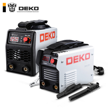 Inverter ARC Welder Welding-Machine MMA Efficient 220V Home DEKO IGBT DC for Beginner