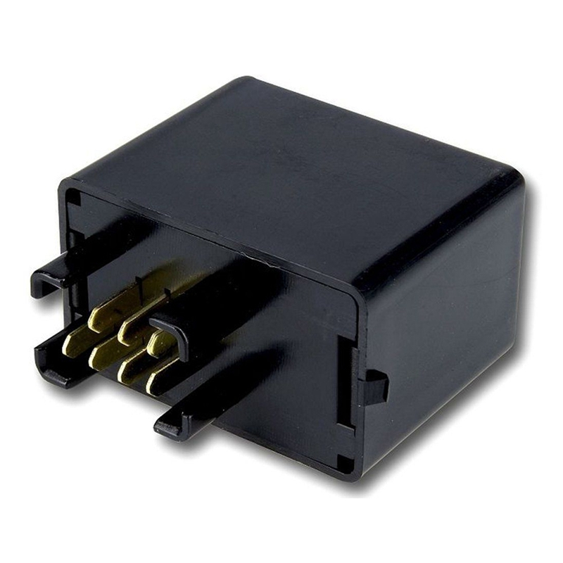 7 Pin LED Indicator Flasher Relay For Suzuki GSXR 650 750 1000 Bandit