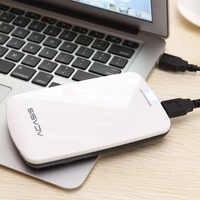 Discos duros externos de alta velocidad 500gb USB2.0 HDD 2,5 1tb dispositivos de almacenamiento ordenador portátil de escritorio de 750gb