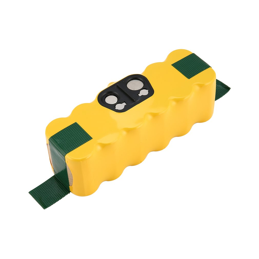 6000mAh Ni-MH Rechargeable Battery for iRobot Roomba 500 600 700 800 900 Series Vacuum Cleaner 600 620 650 700 770 780 800 for irobot roomba 500 aerovac vacuum cleaner accessory kit includes battery side brush ni mh 14 4v