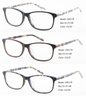 Eye Wonder Wholesale Men S Square Acetate Eyewear Women Glasses Optical Frames For Progressive Lens CH1179