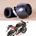 35/42/48mm Air Filter fit for 150cc & 250cc Scooter Moped Dirt Bikes ATV Quad Go kart Pit Bike