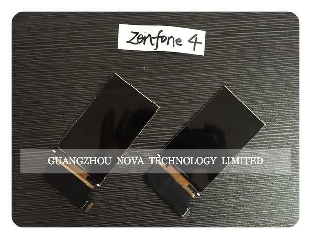 Tela para asus zenfone 4 a400cg screen display lcd + 3 m etiqueta de rastreamento gratuito entrega rápida