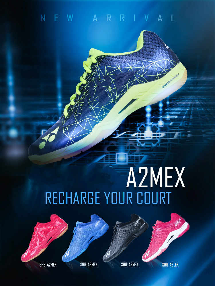New Original Yy Yonex Brand Badminton Shoes Sport Sneakers Breathable Lee C W Style For Men A3mex Lex Rex A2mex