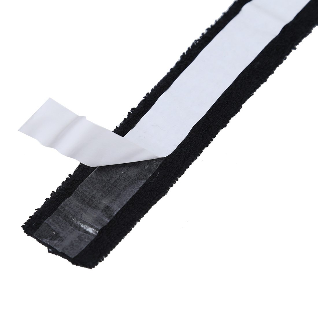 Luxury Sweat Grip Mat Towel: AOLIKES 75cm Long Adhensive Tape Tennis Racket Sweat
