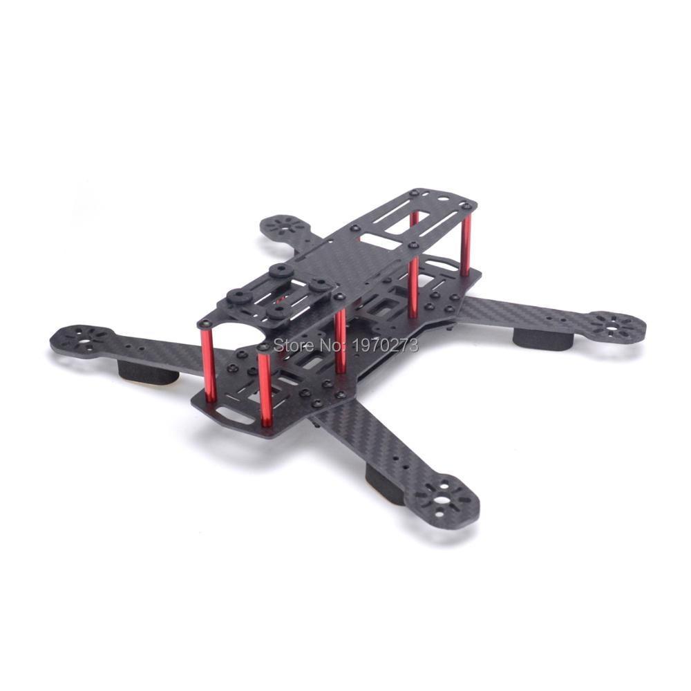 QAV250 250mm Carbon Fiber Quadcopter Frame 2204 2300kv Motor simonk 12A ESC Naze32 6DOF Vlucht Controller Flysky FS i6X-in Onderdelen & accessoires van Speelgoed & Hobbies op  Groep 2