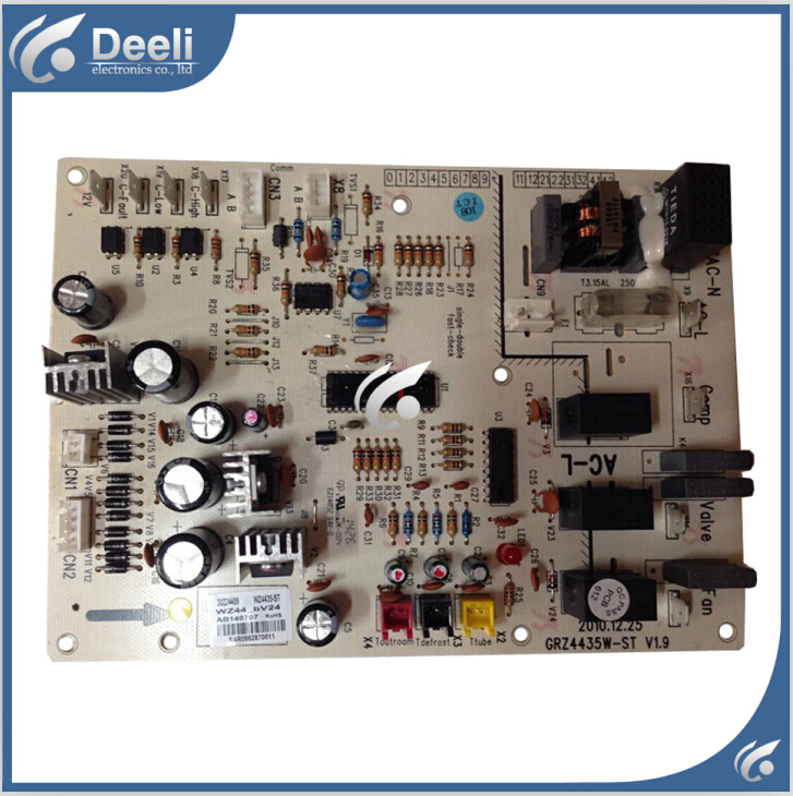 95% new good working for Gree air conditioner motherboard pc board circuit board 30224409 motherboard wz4435-st on sale 95% new original good working refrigerator pc board motherboard for samsung rs21j board da41 00185v da41 00388d series on sale