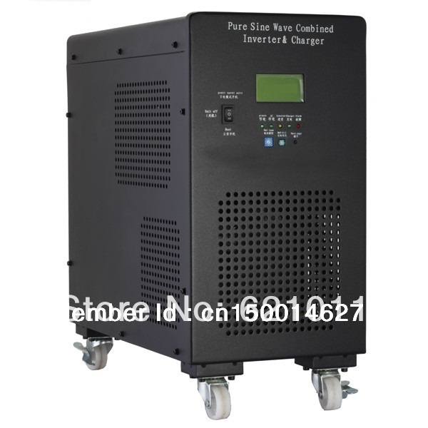 1000w solar Inverter With Battery and UPS fuction, multi-function solar power inverter for off grid home solar system