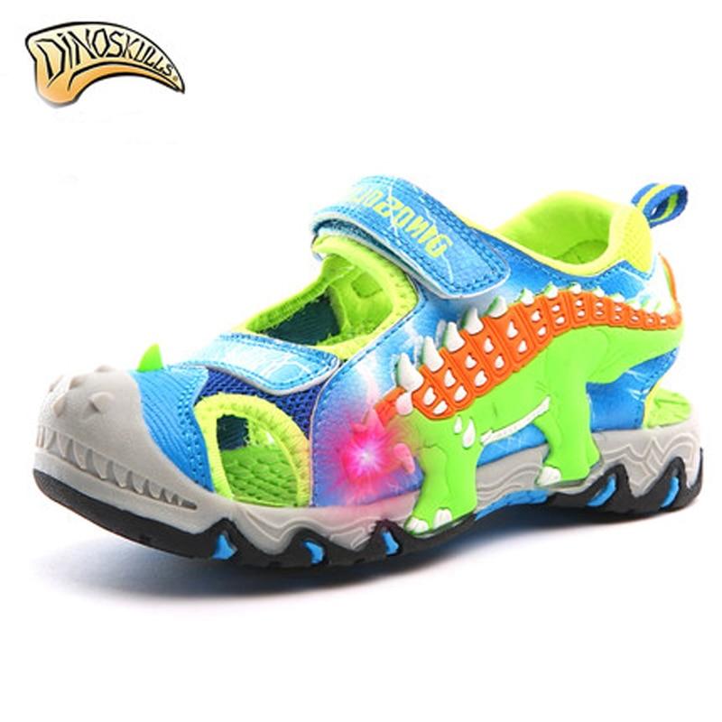 Sandals Cartoon Children For