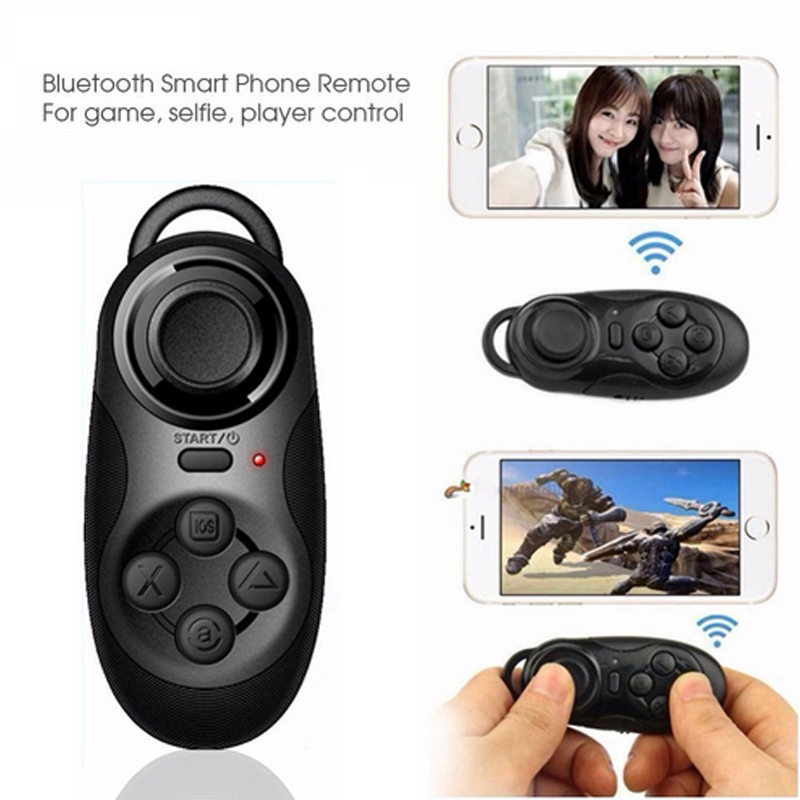 Mocute Bluetooth Remote Controller Game Joystick Gamepad Console Selfie Shutter for Android iOS Smartphone for 3D VR Glasses дистанционный спуск затвора для фотокамеры oem selfie bluetooth remoto ios android