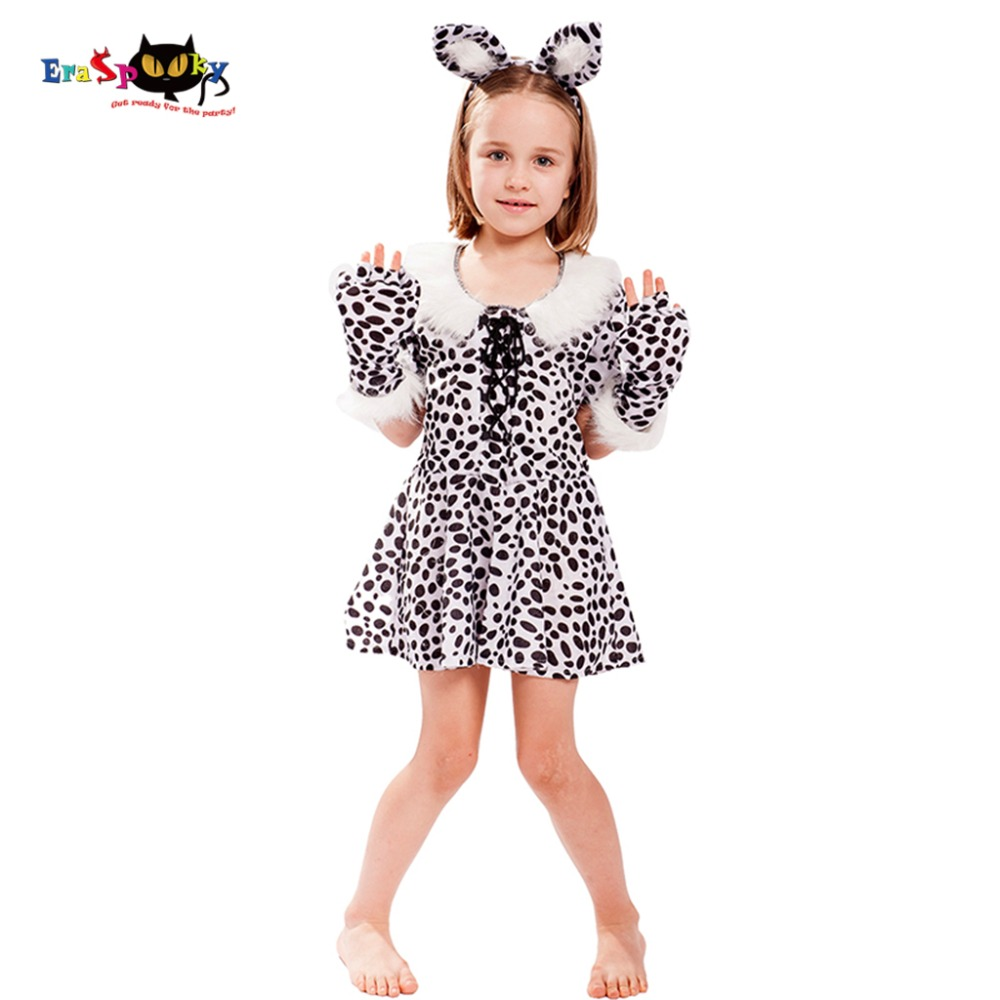 Disfraz de Eraspooky Halloween para niños Leopard Spot Cute - Disfraces