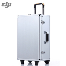 For DJI Phantom 3 Standard Advanced Professinal FPV Drone Aluminum case Pull type convenient  for outdoor activities