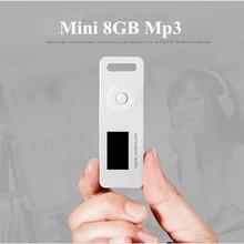 On sale SMARCENT Mini 8GB MP3 Music Player Digital Audio Player 8GB MP3 Walkman HiFi Lossless Music Players High Sound Quality Mini Mp3