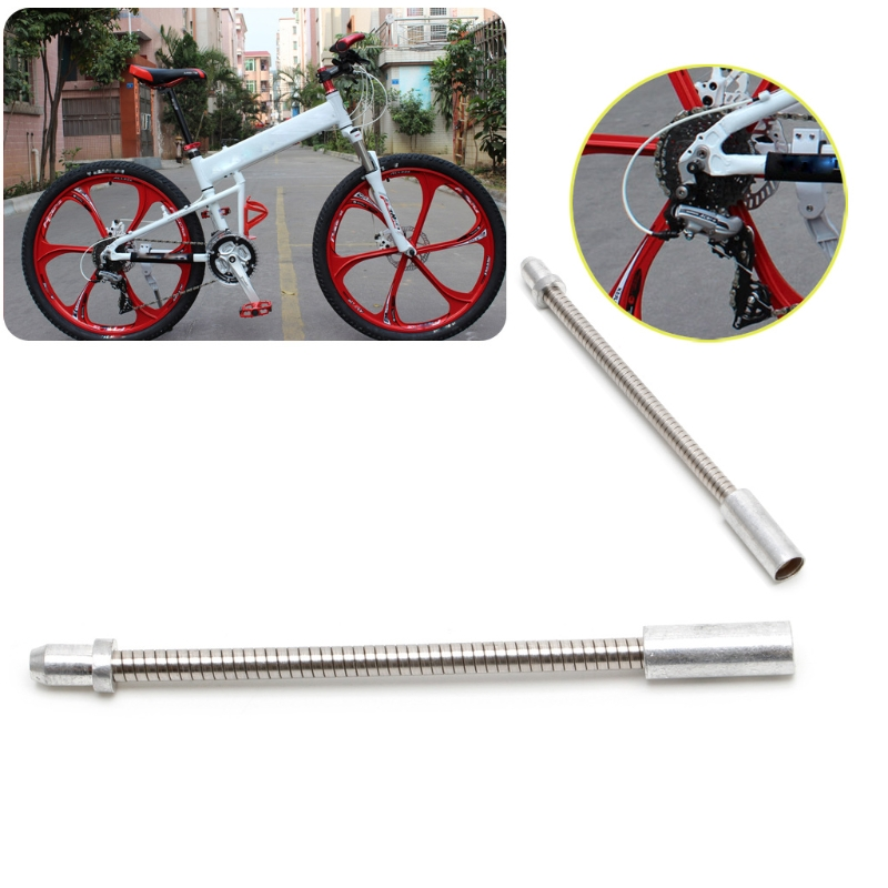 Mountain Bikes Foldable Bicycle V Brake Aluminum Alloy Elbow Bend Dust Tube Pipe