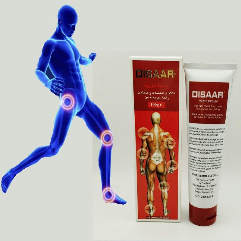 Chino crema de masaje alivio dolor en los músculos y las articulaciones aceites esenciales dolor muscular ungüento aceites esenciales dolor muscular herido