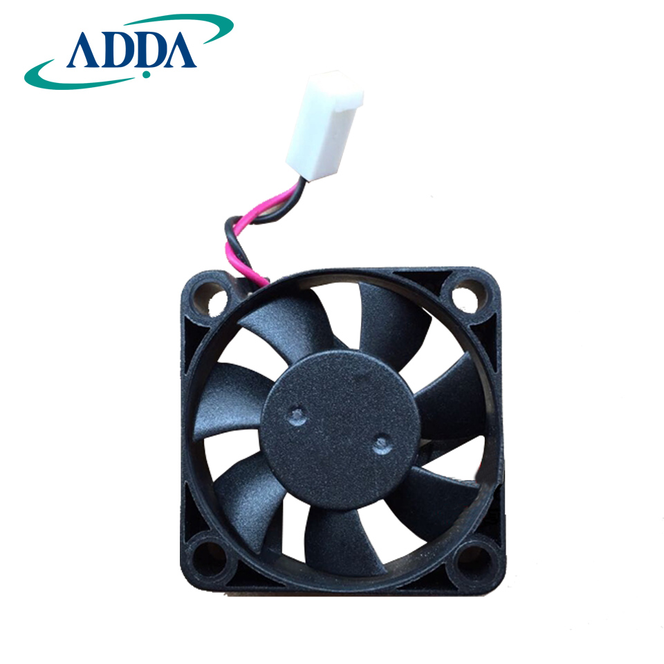 ADDA Original AD0424UB-G70 DC 24V 0.1A 4010 40*40*10mm 2 Wires 6800RPM Double Ball Bearing Cooling Fan