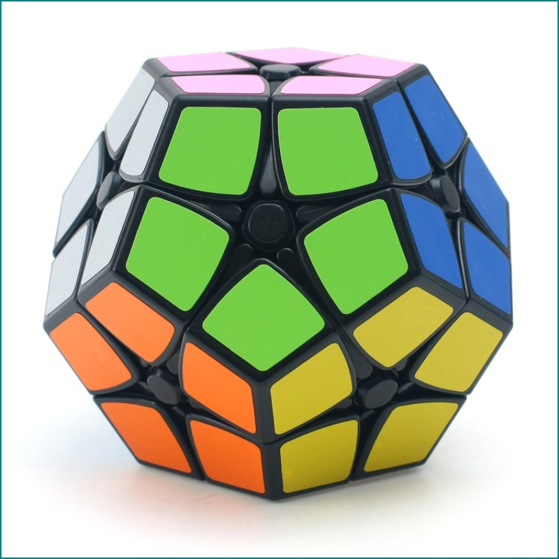 YKLWorld 2x2 Dodecahedron Magic Cube Mästare-Kilominx Cubo Magico - Spel och pussel - Foto 4