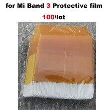 Xiao Mi Band 3 Wrist Transparent protective film MiBand 3 Screen Film Miband3 films for Original Xiaomi Mi Band 3 Smart Wrist