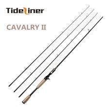 Tideliner 2.1m 2.4 moldando haste de pesca 3 três ações ml/mh/m qualidade superior 3 dicas arremesso haste de pesca de fibra carbono