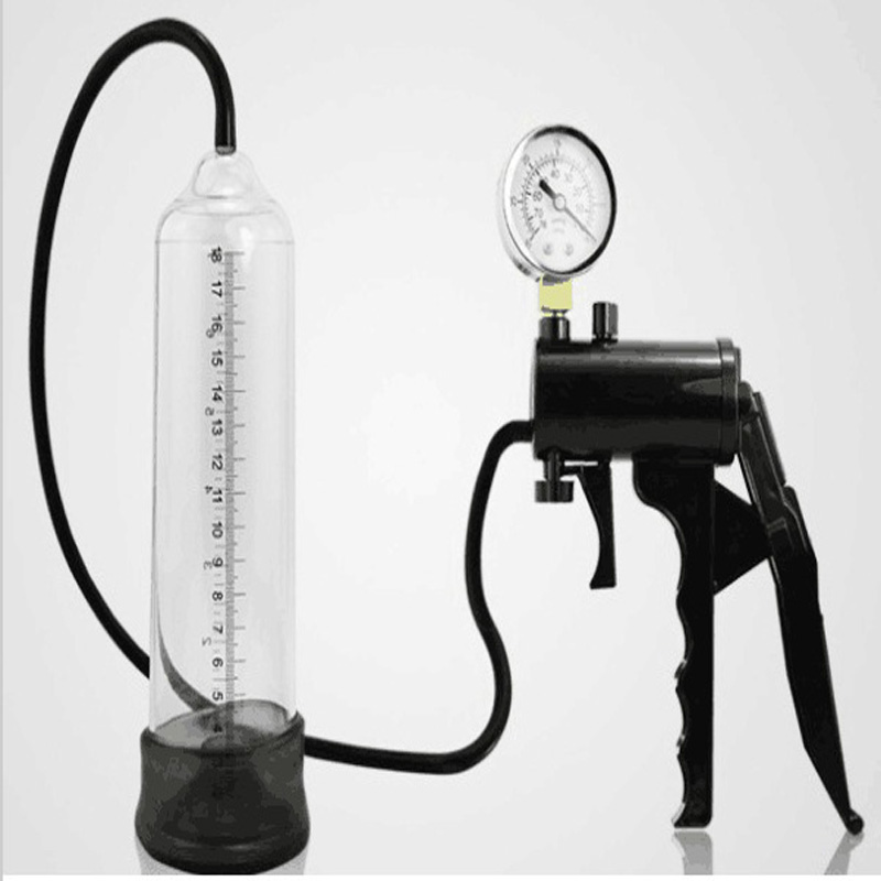 Male Proextender Penis Enlargement Pump Device Manual Vacum Pump Adult Sex Product For Men Sexy Toys  Free Shipping